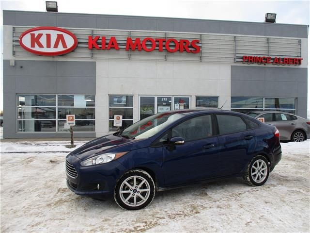 2016 Ford Fiesta SE (Stk: B4189A) in Prince Albert - Image 1 of 13