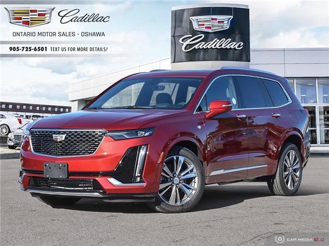 2021 Cadillac XT6 Premium Luxury 1GYKPDRS0MZ123678 T1123678 in Oshawa