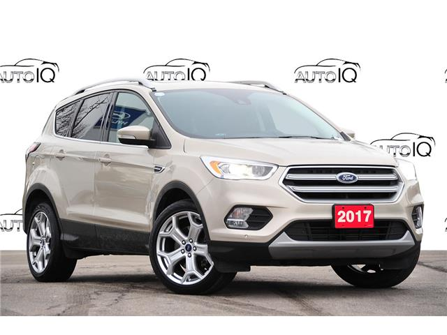 2017 Ford Escape Titanium (Stk: 154460) in Kitchener - Image 1 of 22