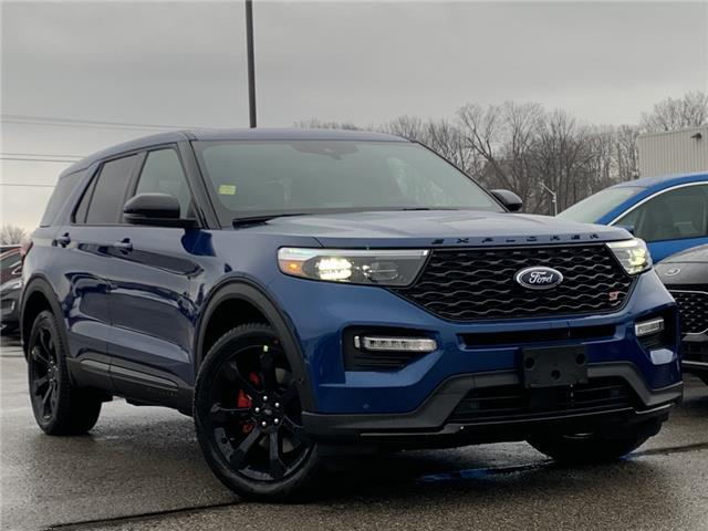 2021 Ford Explorer ST (Stk: 0021T9) in Midland - Image 1 of 20