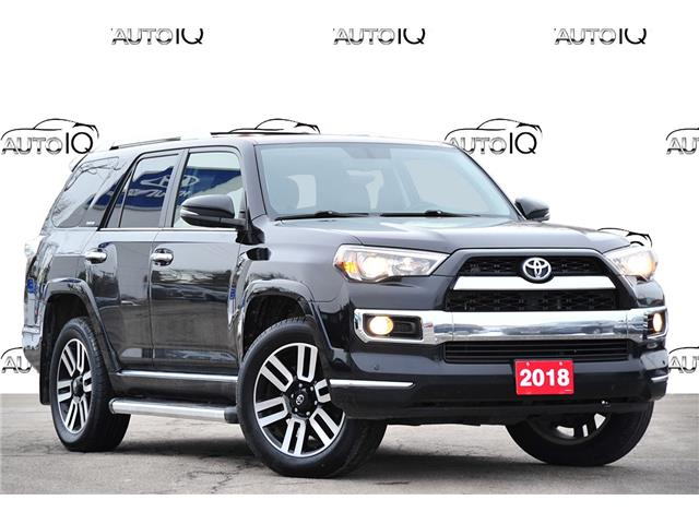 2018 Toyota 4Runner SR5 (Stk: 154300) in Kitchener - Image 1 of 19