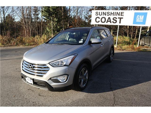 2014 Hyundai Santa Fe XL Limited (Stk: EL127485A) in Sechelt - Image 1 of 17