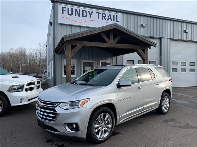 2018 Chevrolet Traverse High Country (Stk: 1893A) in Sussex - Image 1 of 13