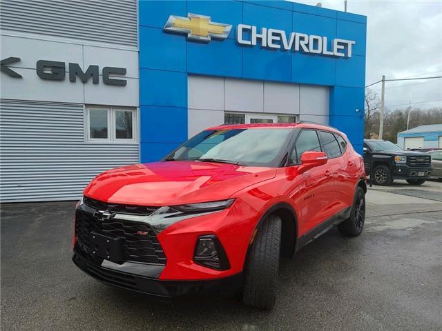 2021 Chevrolet Blazer RS (Stk: 21030) in Espanola - Image 1 of 18
