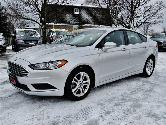 2018 Ford Fusion SE (Stk: 1651) in Orangeville - Image 1 of 19