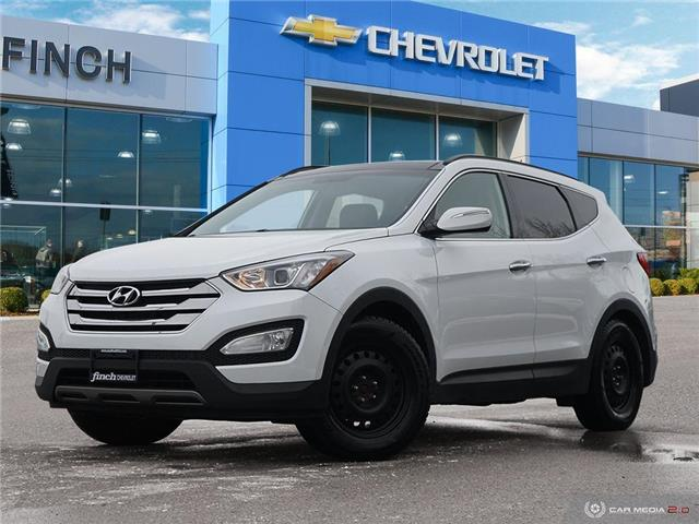 2014 Hyundai Santa Fe Sport  (Stk: 152881) in London - Image 1 of 28
