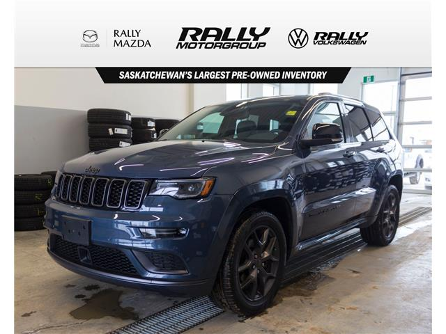 2019 Jeep Grand Cherokee Limited (Stk: V1355) in Prince Albert - Image 1 of 14