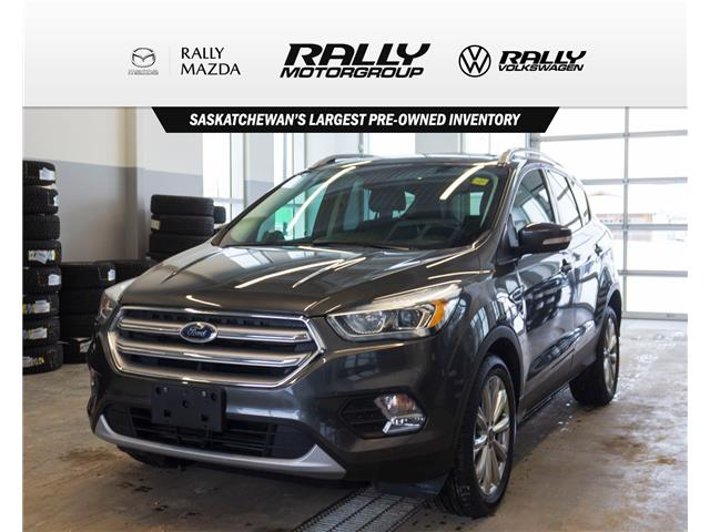 2017 Ford Escape Titanium (Stk: V1397) in Prince Albert - Image 1 of 15