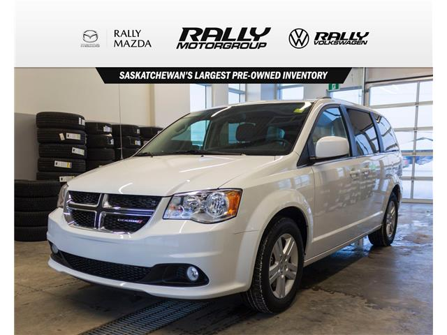 2019 Dodge Grand Caravan Crew (Stk: V1409) in Prince Albert - Image 1 of 14