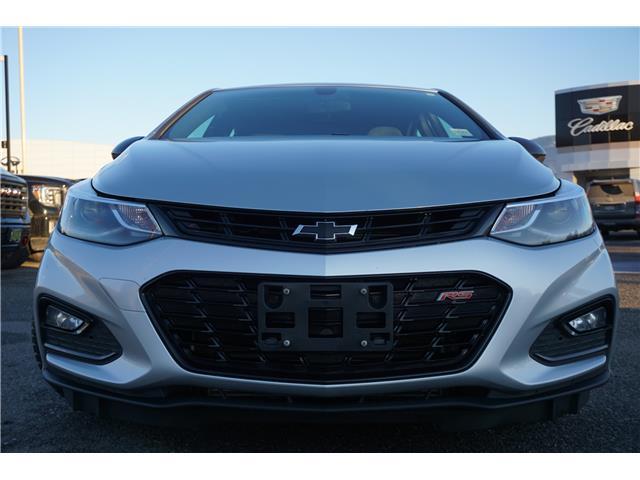 2018 Chevrolet Cruze LT Auto (Stk: 20-389A) in Kelowna - Image 1 of 23