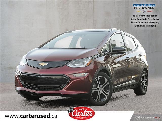 2019 Chevrolet Bolt EV Premier (Stk: 43936L) in Calgary - Image 1 of 28