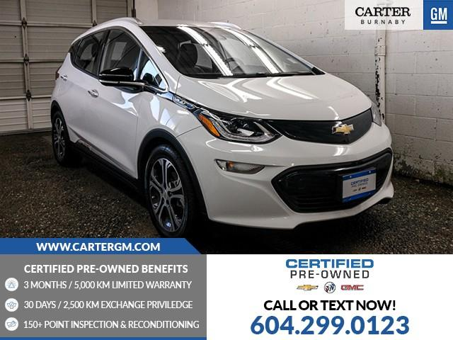 2019 Chevrolet Bolt EV Premier (Stk: C0-49071) in Burnaby - Image 1 of 23