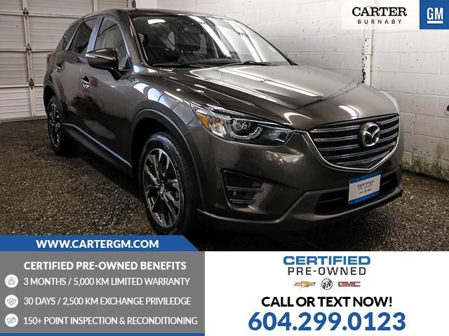 2016 Mazda CX-5 GT (Stk: M6-28171) in Burnaby - Image 1 of 24