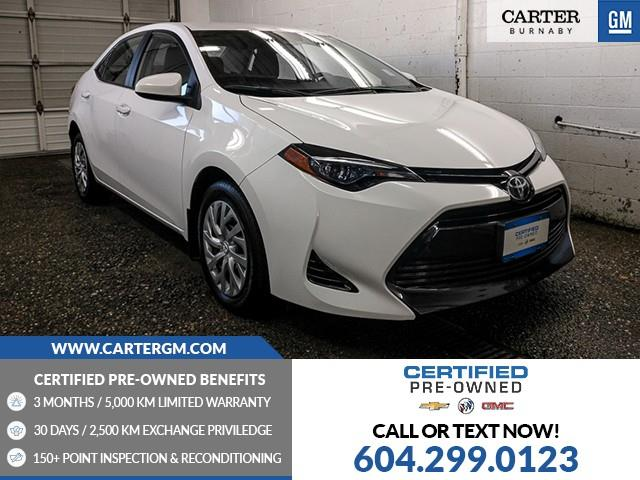 2018 Toyota Corolla LE (Stk: T8-00251) in Burnaby - Image 1 of 24