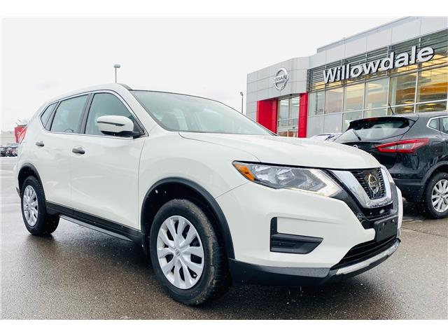 2017 Nissan Rogue S (Stk: C35705) in Thornhill - Image 1 of 18