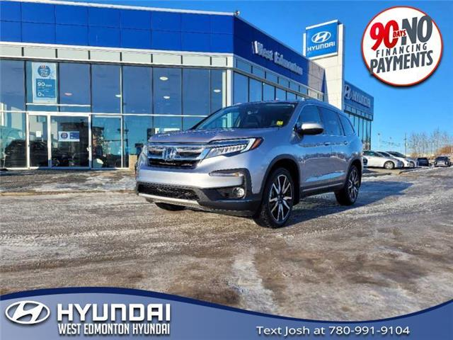 2019 Honda Pilot Touring (Stk: E5310) in Edmonton - Image 1 of 24