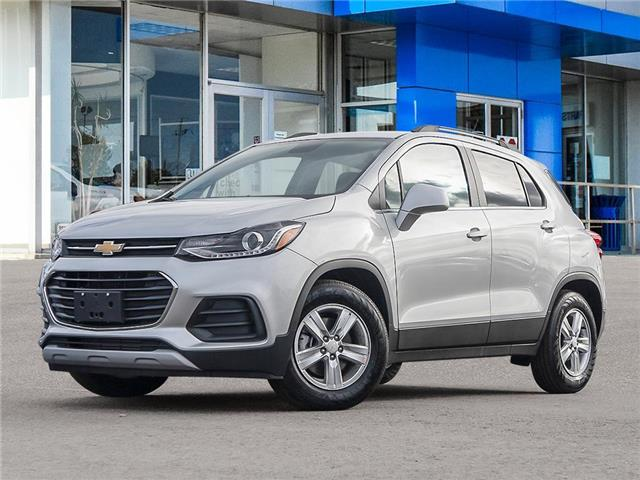 2021 Chevrolet Trax LT (Stk: TM156) in Chatham - Image 1 of 23
