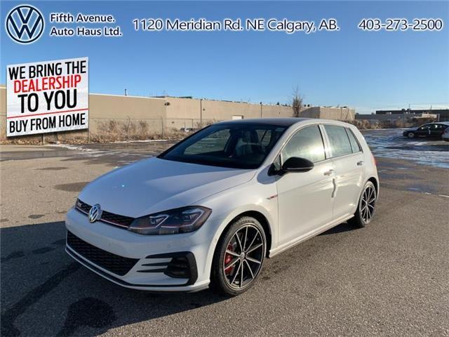 2021 Volkswagen Golf GTI Autobahn (Stk: 21058) in Calgary - Image 1 of 29