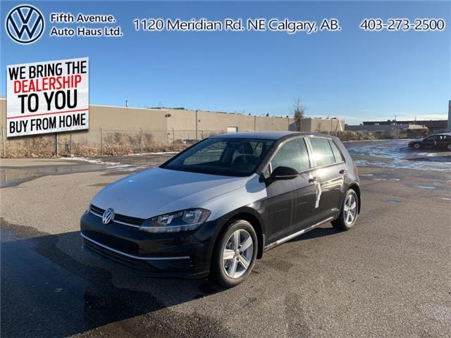 2021 Volkswagen Golf Comfortline (Stk: 21073) in Calgary - Image 1 of 24
