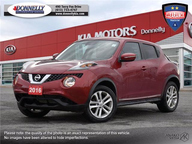 2016 Nissan Juke  (Stk: KU2476) in Ottawa - Image 1 of 29