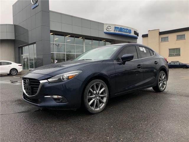 2018 Mazda Mazda3 GT (Stk: 20p060) in Kingston - Image 1 of 17