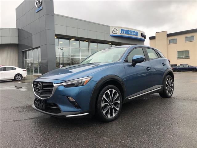 2019 Mazda CX-3 GT (Stk: 20p061) in Kingston - Image 1 of 17