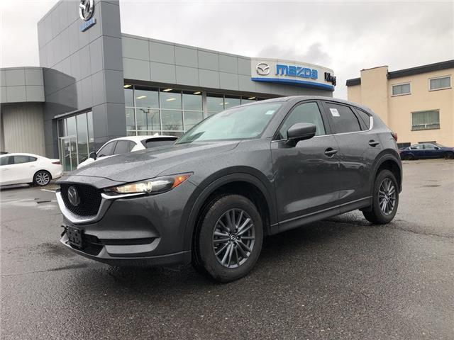 2019 Mazda CX-5 GS (Stk: 20P052) in Kingston - Image 1 of 15
