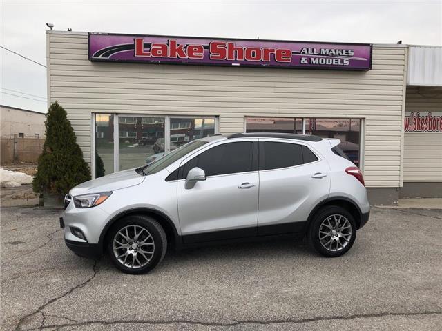 2018 Buick Encore Sport Touring (Stk: K9453) in Tilbury - Image 1 of 19