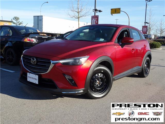 2019 Mazda CX-3 GT (Stk: 0206781) in Langley City - Image 1 of 26