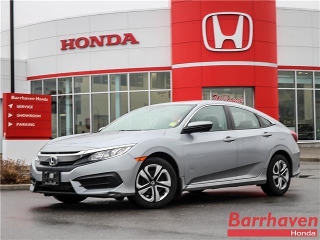 2018 Honda Civic LX (Stk: B0779) in Ottawa - Image 1 of 8