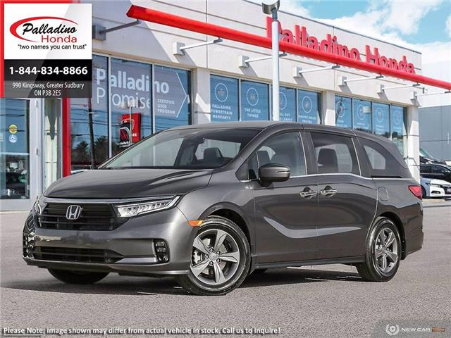 2021 Honda Odyssey EX-RES (Stk: 22924) in Greater Sudbury - Image 1 of 23
