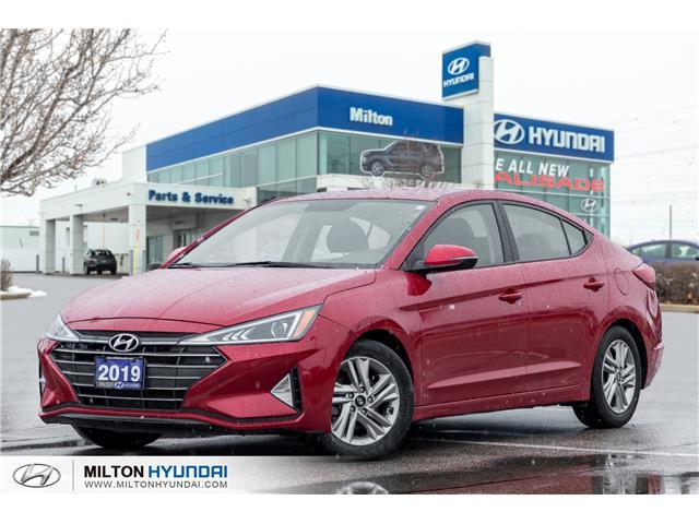 2019 Hyundai Elantra Preferred (Stk: 868036) in Milton - Image 1 of 20