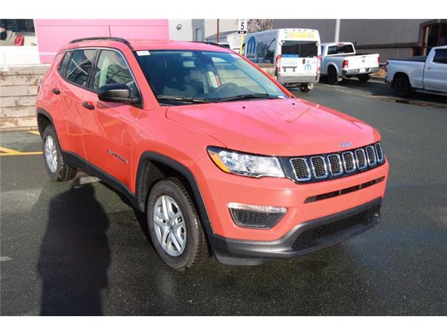 2021 Jeep Compass Sport (Stk: PW1285) in St. John\'s - Image 1 of 21