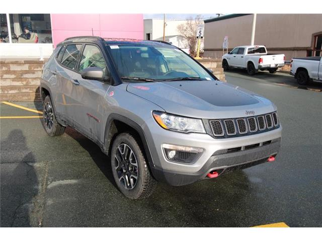 2021 Jeep Compass Trailhawk (Stk: PW1450) in St. Johns - Image 1 of 21