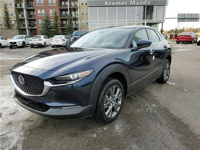 2021 Mazda CX-30 GT (Stk: N6335) in Calgary - Image 1 of 4