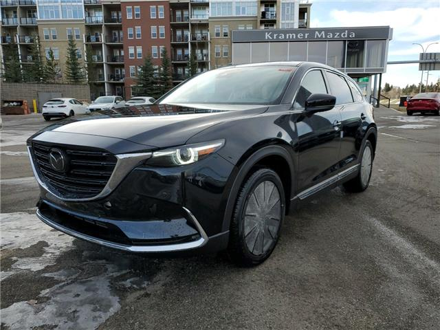 2021 Mazda CX-9 Kuro Edition (Stk: N6274) in Calgary - Image 1 of 4