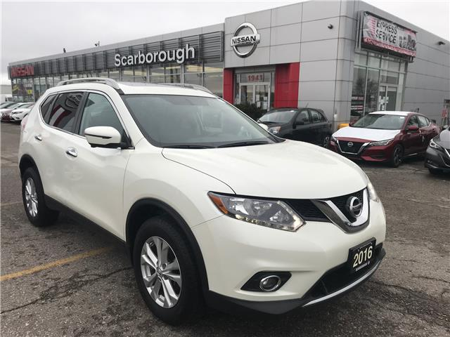 2016 Nissan Rogue SV (Stk: P7736) in Scarborough - Image 1 of 8
