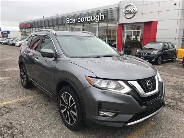 2020 Nissan Rogue SL (Stk: Y20005) in Scarborough - Image 1 of 8