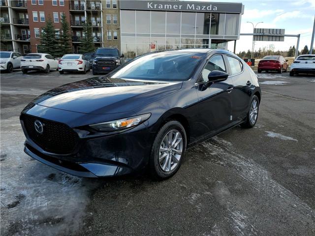 2021 Mazda Mazda3 Sport GS (Stk: N6120) in Calgary - Image 1 of 4