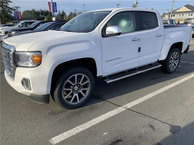 2021 GMC Canyon Denali (Stk: M6071-21) in Courtenay - Image 1 of 4