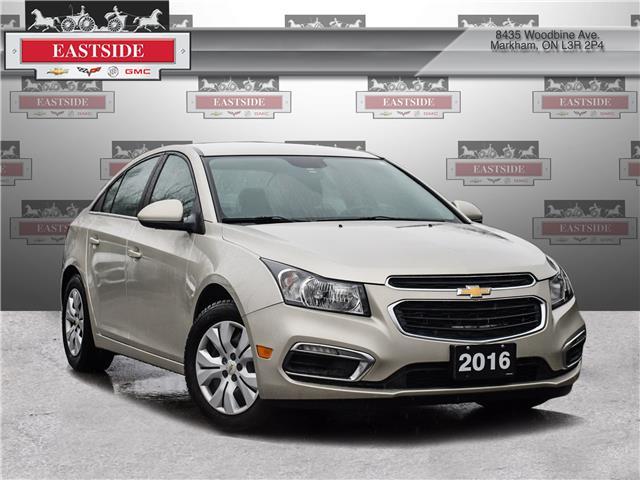2016 Chevrolet Cruze Limited 1LT (Stk: 160374B) in Markham - Image 1 of 19