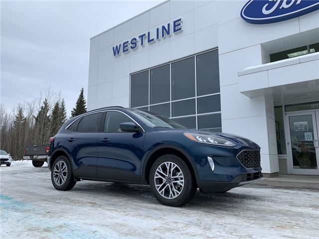 2020 Ford Escape SEL (Stk: 4907) in Vanderhoof - Image 1 of 18