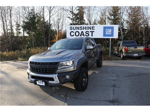 2021 Chevrolet Colorado ZR2 (Stk: CM106917) in Sechelt - Image 1 of 24