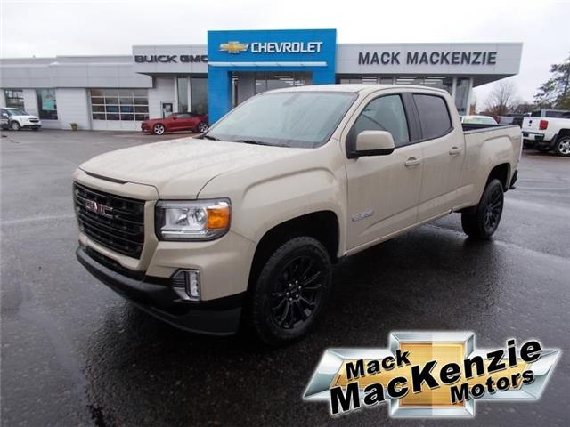 2021 GMC Canyon Elevation (Stk: 30326) in Renfrew - Image 1 of 16