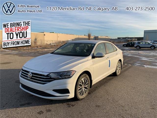 2021 Volkswagen Jetta Comfortline (Stk: 21055) in Calgary - Image 1 of 23