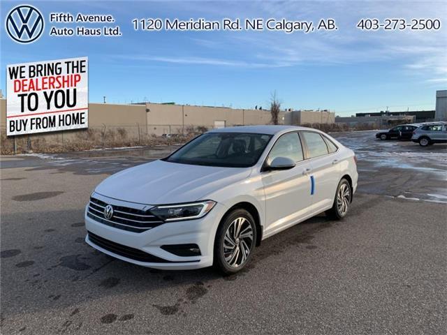 2021 Volkswagen Jetta Execline (Stk: 21068) in Calgary - Image 1 of 33