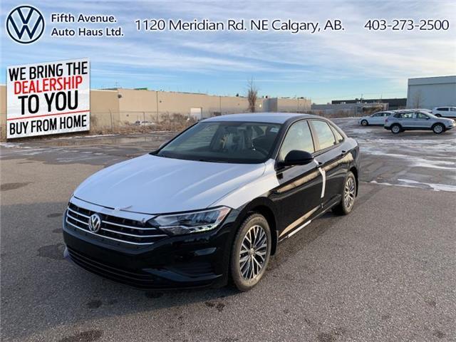 2021 Volkswagen Jetta Comfortline (Stk: 21063) in Calgary - Image 1 of 24