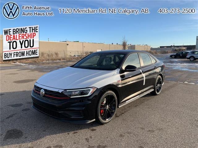 2021 Volkswagen Jetta GLI Base (Stk: 21071) in Calgary - Image 1 of 30