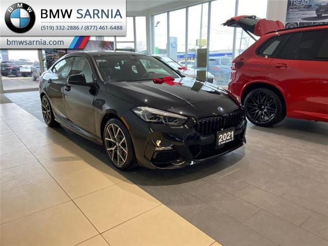 2021 BMW 228i xDrive Gran Coupe (Stk: B2107) in Sarnia - Image 1 of 14