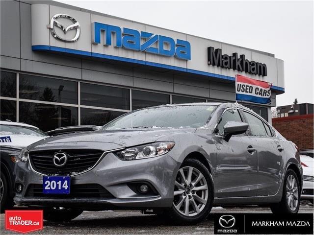 2014 Mazda MAZDA6 GS (Stk: Q210202A) in Markham - Image 1 of 29